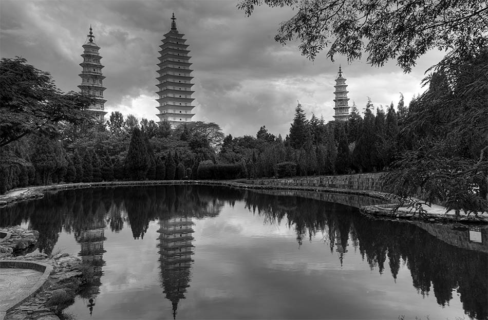 Album,China,Yunnan,Dali,The,Three,Pagodas,shafir,photo,image