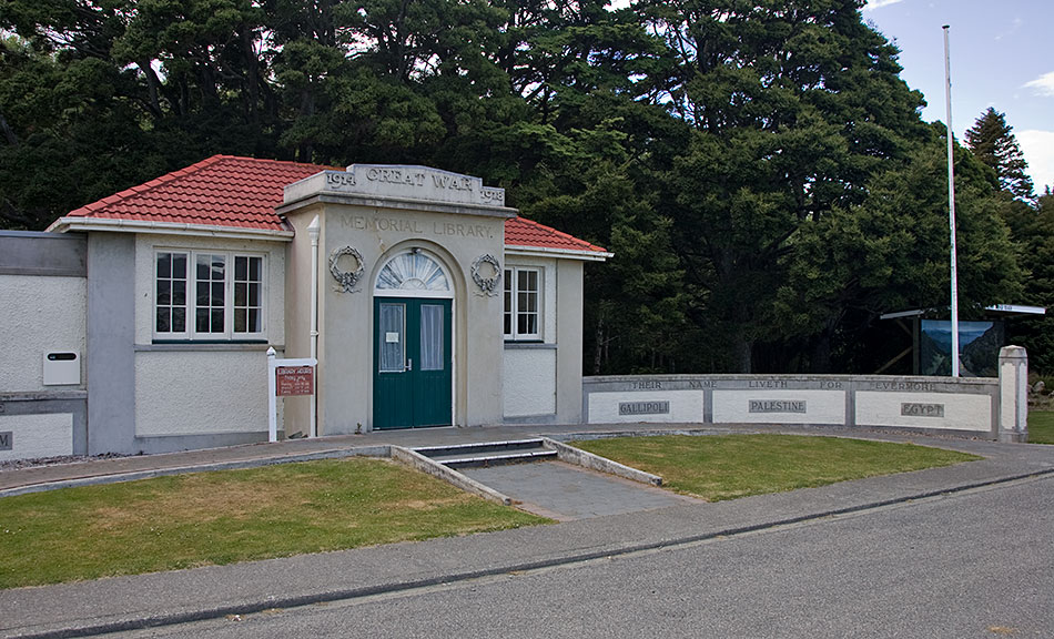 Album,New,Zealand,Tuatapere,Memorial,Library,shafir,photo,image