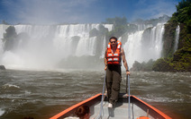 Album / Argentina / Iguazu Falls / It's me