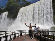 Album / Argentina / Iguazu Falls / It's me 2
