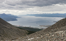 Album / Argentina / Ushuaia / View from Glacier El Martial