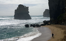Album / Australia / Great Ocean Road / Gibson Beach 2