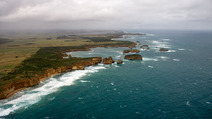 Album / Australia / Great Ocean Road / Views from Plane / Bay of Islands
