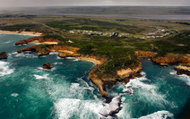 Album / Australia / Great Ocean Road / Views from Plane / Peterborough 2