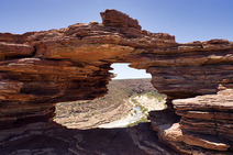 Album / Australia / Kalbarri National Park / Nature's Window
