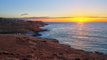 Album / Australia / Kalbarri National Park / Ocean Sunset