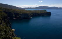 Album / Australia / Tasmania / Tasman Coastal Trail / Waterfall Bluff 2