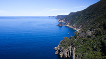 Album / Australia / Tasmania / Tasman Coastal Trail / Waterfall Bluff 3