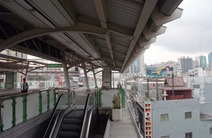 Journal / Thailand / Bangkock / Sky Train