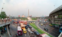 Journal / Thailand / Bangkock / Victory Monument