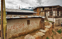 Album / Bhutan / Punakha / Indian Village / Indian Village 16