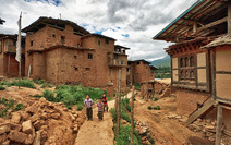 Album / Bhutan / Punakha / Indian Village / Indian Village 8
