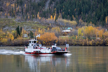 Album / Canada / Dawson City / Ferry