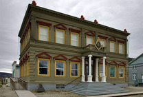 Album / Canada / Dawson City / Masonic Temple