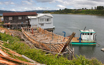 Album / Chile / Los Lagos / Chiloe / Castro Shipyard