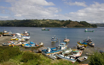 Album / Chile / Los Lagos / Chiloe / Dalcahue 1