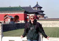 Album / China / Beijing / Temple of Heaven / It is Me