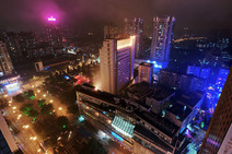 Album / China / Chongqing / Shapingba / Sanxia square / Night view 2