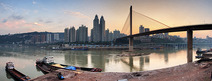 Album / China / Chongqing / Shapingba / Shimen bridge 1