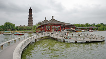 Album / China / Kaifeng / Youguo Temple / Iron Pagoda 3
