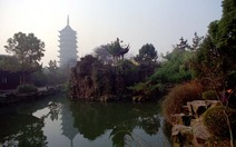 Album / China / Suzhou / Light Pagoda