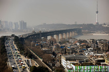 Album / China / Wuhan / First Wuhan Yangtze Bridge