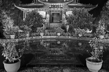 Album / China / Yunnan / Lijiang / Reflection