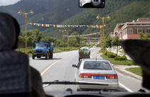 Album / China / Yunnan / Shangri-la / County / Road