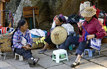 Album / China / Yunnan / Stone Forest / People 1