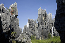 Album / China / Yunnan / Stone Forest / Stone Forest 8