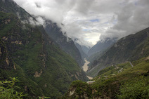 Album / China / Yunnan / Tiger Leaping Gorge / Gorge 1
