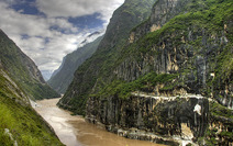 Album / China / Yunnan / Tiger Leaping Gorge / Gorge 4