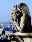 Album / France / Paris / Gargoyle
