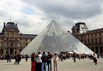 Album / France / Paris / Pyramides