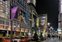 Album / Japan / Tokyo / Ginza / Streets 4