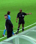 Journal / Korea / Daejeon / Korea vs Italy 2002 / Sending off