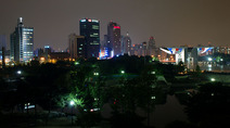 Album / Korea / Seoul / Olympic Park 2 / Night View 1