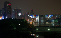 Album / Korea / Seoul / Olympic Park 2 / Night View 3