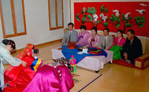 Album / Korea / Seoul / Traditional wedding ceremony / Ceremony 2