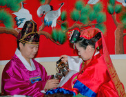 Album / Korea / Seoul / Traditional wedding ceremony / Ceremony 3