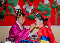 Album / Korea / Seoul / Traditional wedding ceremony / Ceremony 4