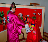Album / Korea / Seoul / Traditional wedding ceremony / Ceremony 6