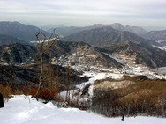 Journal / Korea / Muju Ski Resort / Muju 2