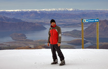 Album / New Zealand / Queenstown / Treble Cone / It's me