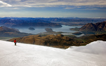 Album / New Zealand / Queenstown / Treble Cone / Treble Cone 1