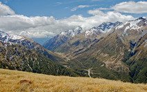 Album / New Zealand / Tramping / Arthur's Pass / Arthur's Pass
