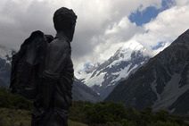 Album / New Zealand / Tramping / Mt Cook / Sir Edmund Percival Hillary