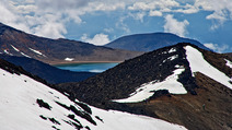 Album / New Zealand / Tramping / Tongariro / Blue Lake