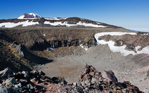Album / New Zealand / Tramping / Tongariro / North Crater