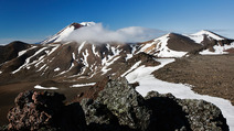 Album / New Zealand / Tramping / Tongariro / Plateau 3